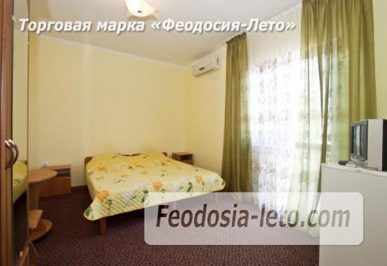 Гостевой дом на улице Лазурная в посёлке Береговое Феодосия - фотография № 20
