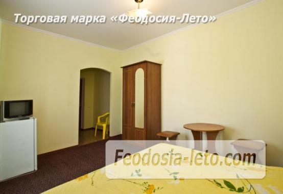 Гостевой дом на улице Лазурная в посёлке Береговое Феодосия - фотография № 21
