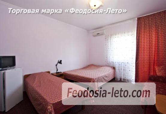 Гостевой дом на улице Лазурная в посёлке Береговое Феодосия - фотография № 22