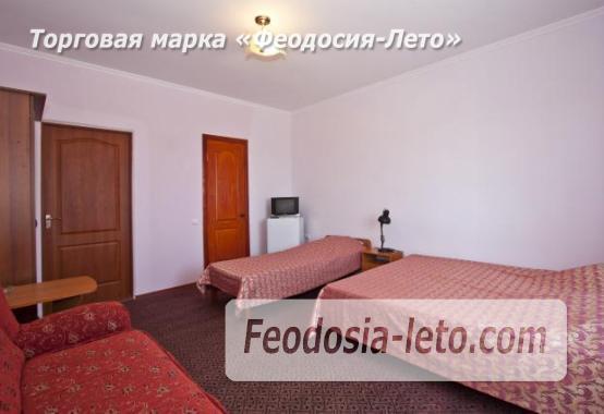 Гостевой дом на улице Лазурная в посёлке Береговое Феодосия - фотография № 23