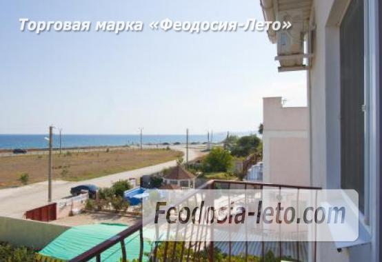 Гостевой дом на улице Лазурная в посёлке Береговое Феодосия - фотография № 25