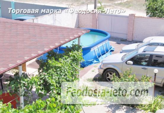 Гостевой дом на улице Лазурная в посёлке Береговое под Феодосией - фотография № 33