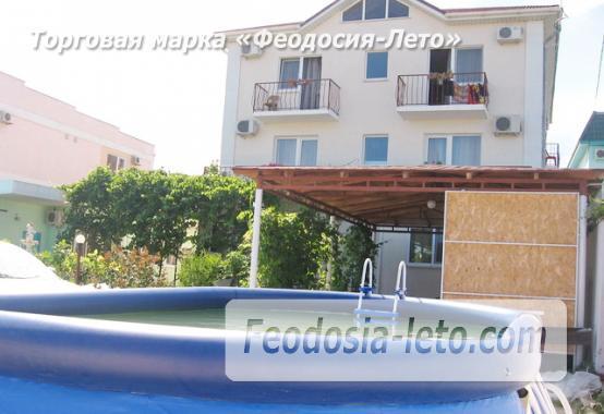 Гостевой дом на улице Лазурная в посёлке Береговое под Феодосией - фотография № 34