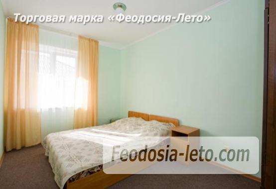 Гостевой дом на улице Лазурная в посёлке Береговое Феодосия - фотография № 12