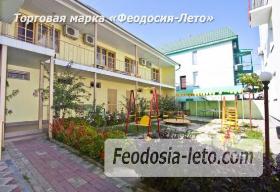 Гостевой дом на улице Лазурная в посёлке Береговое в Феодосии - фотография № 3