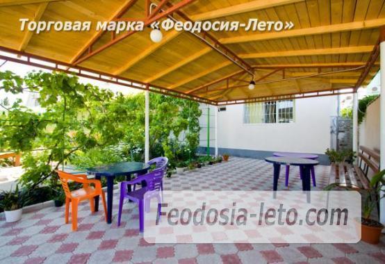 Гостевой дом на улице Лазурная в посёлке Береговое в Феодосии - фотография № 4