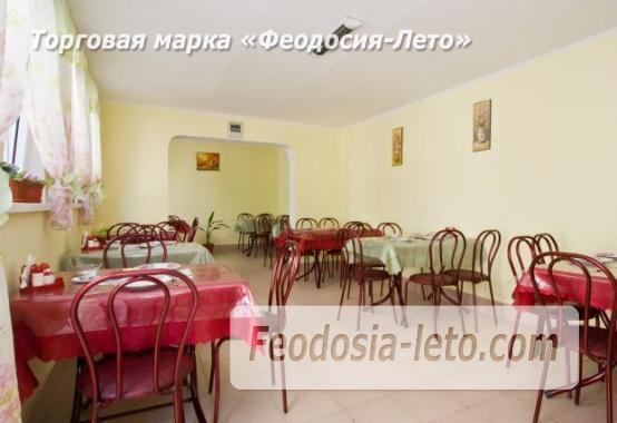 Гостевой дом на улице Лазурная в посёлке Береговое в Феодосии - фотография № 5
