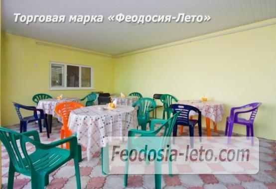 Гостевой дом на улице Лазурная в посёлке Береговое в Феодосии - фотография № 7
