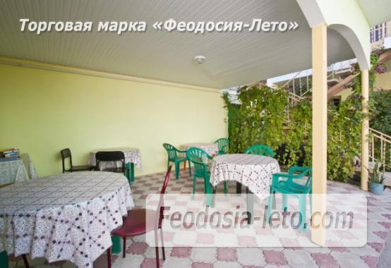 Гостевой дом на улице Лазурная в посёлке Береговое Феодосия - фотография № 8