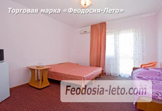 Гостевой дом на улице Лазурная в посёлке Береговое Феодосия - фотография № 13
