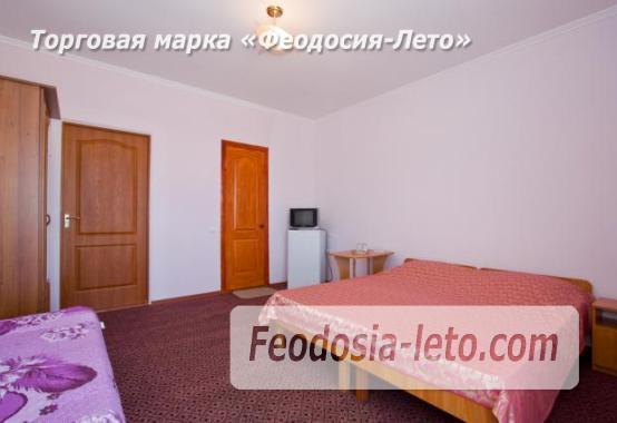 Гостевой дом на улице Лазурная в посёлке Береговое Феодосия - фотография № 14