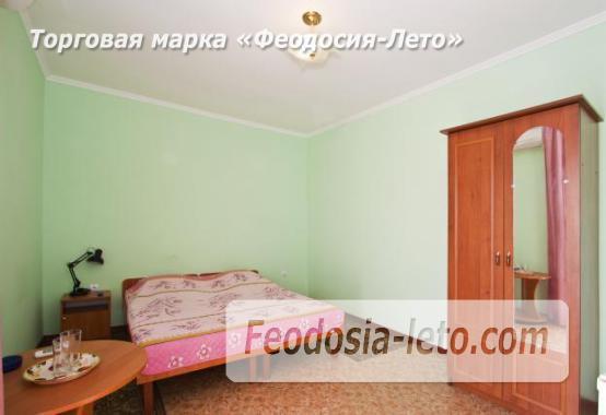 Гостевой дом на улице Лазурная в посёлке Береговое Феодосия - фотография № 15