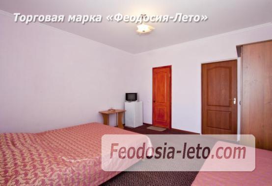 Гостевой дом на улице Лазурная в посёлке Береговое Феодосия - фотография № 16