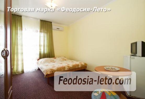 Гостевой дом на улице Лазурная в посёлке Береговое Феодосия - фотография № 17