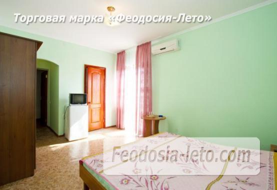Гостевой дом на улице Лазурная в посёлке Береговое Феодосия - фотография № 18