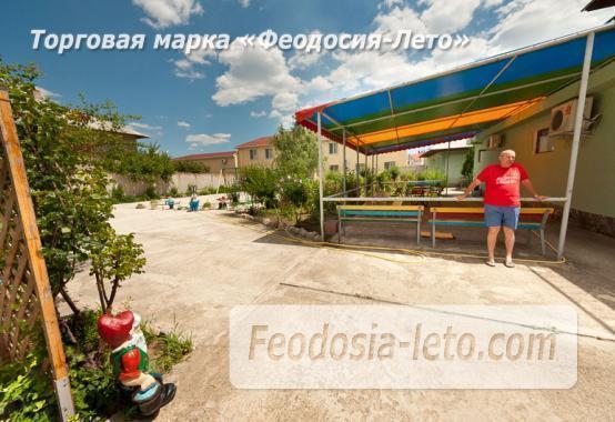 Гостевой дом на переулке Южный в посёлке Береговое - фотография № 32