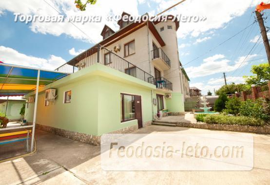 Гостевой дом на переулке Южный в посёлке Береговое - фотография № 39