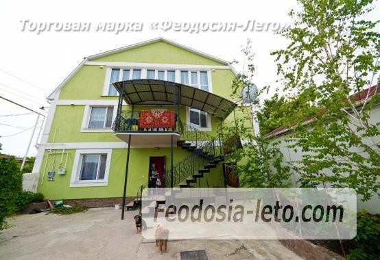 Гостевой дом в Феодосии рядом с Черноморской набережной - фотография № 16