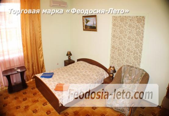 Гостевой дом в Феодосии рядом с кинотеатром Украина на улице Федько - фотография № 16