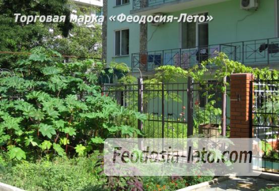 Гостевой дом в Феодосии рядом с кинотеатром Украина на улице Федько - фотография № 28