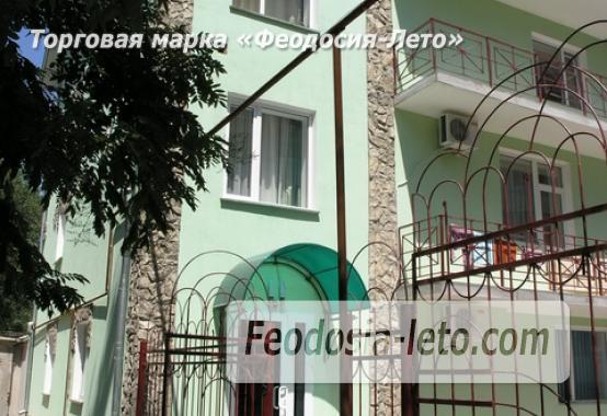 Гостевой дом в Феодосии рядом с кинотеатром Украина на улице Федько - фотография № 29