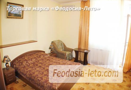 Гостевой дом в Феодосии рядом с кинотеатром Украина на улице Федько - фотография № 12