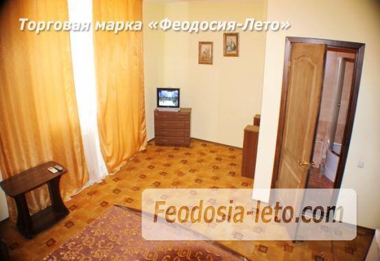 Гостевой дом в Феодосии рядом с кинотеатром Украина на улице Федько - фотография № 14