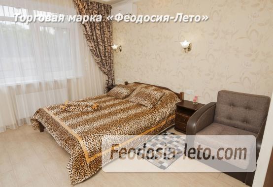 Гостевой дом в Феодосии с бассейном на улице Чкалова - фотография № 19