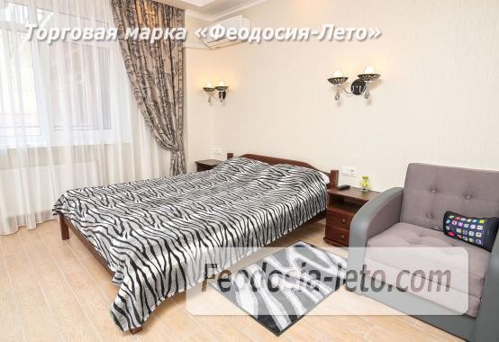 Гостевой дом в Феодосии с бассейном на улице Чкалова - фотография № 27