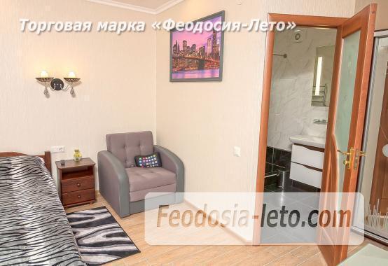 Гостевой дом в Феодосии с бассейном на улице Чкалова - фотография № 28