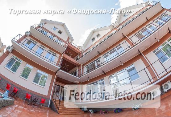 Гостевой дом в Феодосии с бассейном на улице Чкалова - фотография № 29