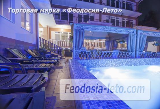 Гостевой дом в Феодосии с бассейном на улице Чкалова - фотография № 34