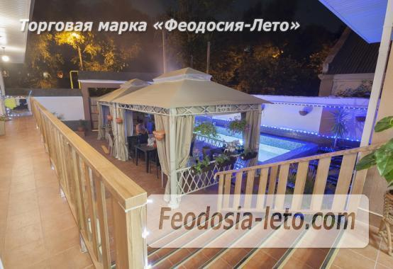 Гостевой дом в Феодосии с бассейном на улице Чкалова - фотография № 35