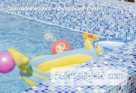 Гостевой дом в Феодосии с бассейном на улице Чкалова - фотография № 36