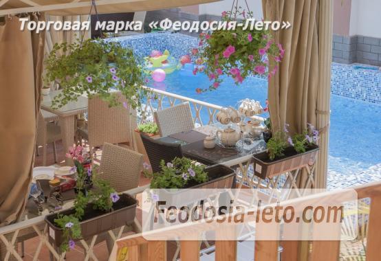 Гостевой дом в Феодосии с бассейном на улице Чкалова - фотография № 37