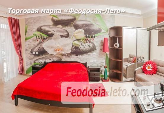 Гостевой дом в Феодосии с бассейном на улице Чкалова - фотография № 38