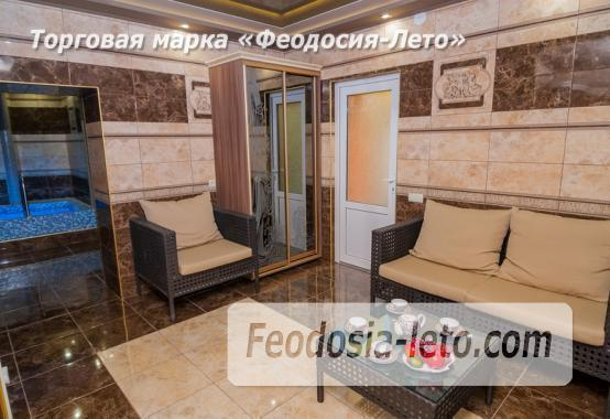 Гостевой дом в Феодосии с бассейном на улице Чкалова - фотография № 45