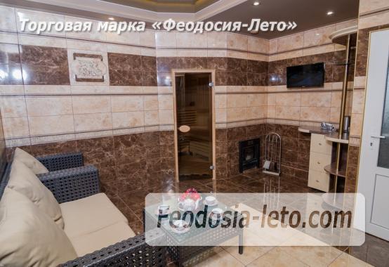 Гостевой дом в Феодосии с бассейном на улице Чкалова - фотография № 46