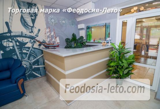 Гостевой дом в Феодосии с бассейном на улице Чкалова - фотография № 50