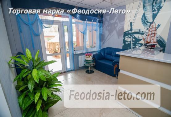 Гостевой дом в Феодосии с бассейном на улице Чкалова - фотография № 51