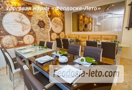 Гостевой дом в Феодосии с бассейном на улице Чкалова - фотография № 52