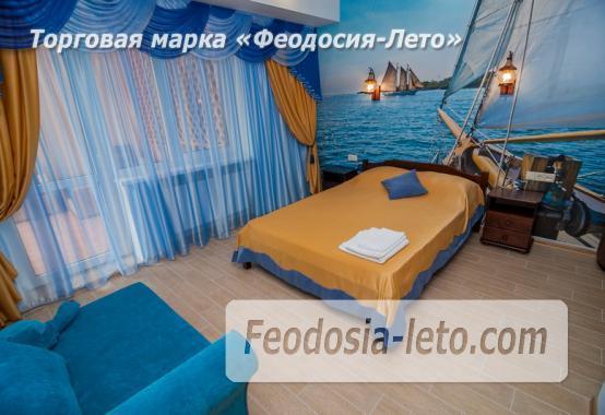Гостевой дом в Феодосии с бассейном на улице Чкалова - фотография № 59