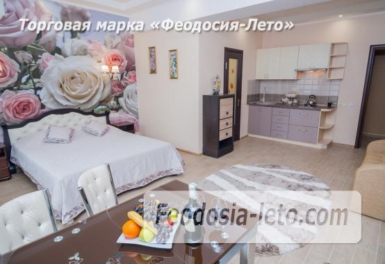Гостевой дом в Феодосии с бассейном на улице Чкалова - фотография № 61