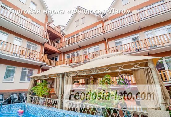 Гостевой дом в Феодосии с бассейном на улице Чкалова - фотография № 66
