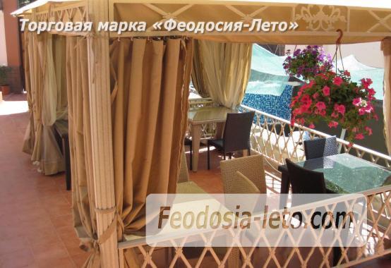 Гостевой дом в Феодосии с бассейном на улице Чкалова - фотография № 3