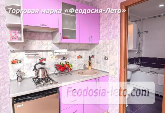 Гостевой дом в Феодосии с бассейном на улице Чкалова - фотография № 16