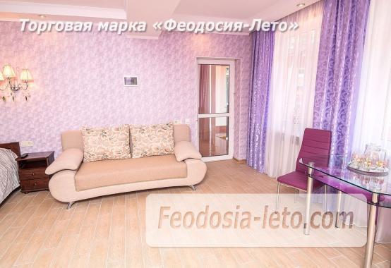 Гостевой дом в Феодосии с бассейном на улице Чкалова - фотография № 17