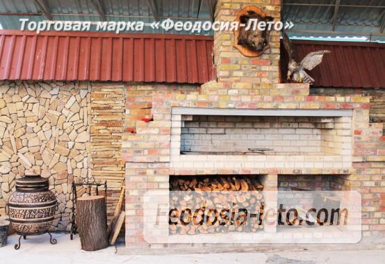 Гостевой дом с детской площадкой у моря на улице Строительная в Феодосии - фотография № 12