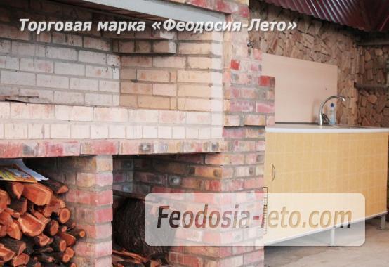 Гостевой дом с детской площадкой у моря на улице Строительная в Феодосии - фотография № 13