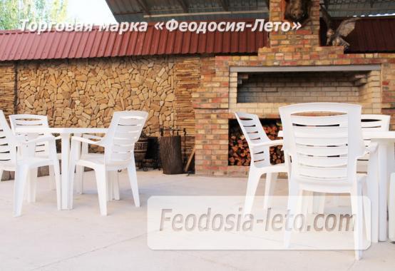 Гостевой дом с детской площадкой у моря на улице Строительная в Феодосии - фотография № 14